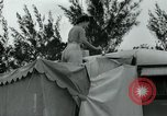Image of trailer camp Miami Florida USA, 1936, second 56 stock footage video 65675031898