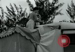 Image of trailer camp Miami Florida USA, 1936, second 59 stock footage video 65675031898