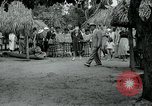 Image of tourists at Seminole Native American Indian trading post Miami Florida USA, 1936, second 35 stock footage video 65675031908
