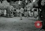 Image of tourists at Seminole Native American Indian trading post Miami Florida USA, 1936, second 36 stock footage video 65675031908