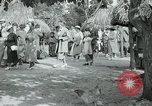 Image of tourists at Seminole Native American Indian trading post Miami Florida USA, 1936, second 48 stock footage video 65675031908