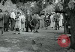 Image of tourists at Seminole Native American Indian trading post Miami Florida USA, 1936, second 51 stock footage video 65675031908