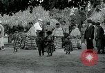 Image of tourists at Seminole Native American Indian trading post Miami Florida USA, 1936, second 54 stock footage video 65675031908