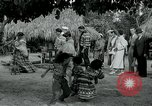 Image of tourists at Seminole Native American Indian trading post Miami Florida USA, 1936, second 57 stock footage video 65675031908