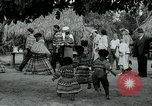 Image of tourists at Seminole Native American Indian trading post Miami Florida USA, 1936, second 58 stock footage video 65675031908