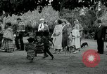 Image of tourists at Seminole Native American Indian trading post Miami Florida USA, 1936, second 59 stock footage video 65675031908