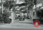 Image of Tourists Miami Florida USA, 1936, second 39 stock footage video 65675031912