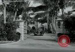 Image of Tourists Miami Florida USA, 1936, second 40 stock footage video 65675031912