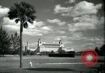 Image of The Breakers Hotel Palm Beach Florida USA, 1936, second 2 stock footage video 65675031914