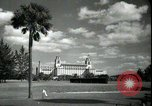 Image of The Breakers Hotel Palm Beach Florida USA, 1936, second 3 stock footage video 65675031914