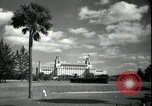 Image of The Breakers Hotel Palm Beach Florida USA, 1936, second 4 stock footage video 65675031914