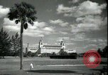 Image of The Breakers Hotel Palm Beach Florida USA, 1936, second 7 stock footage video 65675031914