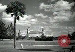 Image of The Breakers Hotel Palm Beach Florida USA, 1936, second 8 stock footage video 65675031914