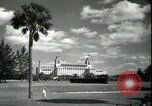 Image of The Breakers Hotel Palm Beach Florida USA, 1936, second 10 stock footage video 65675031914