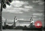 Image of The Breakers Hotel Palm Beach Florida USA, 1936, second 12 stock footage video 65675031914