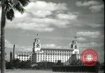 Image of The Breakers Hotel Palm Beach Florida USA, 1936, second 13 stock footage video 65675031914