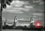 Image of The Breakers Hotel Palm Beach Florida USA, 1936, second 14 stock footage video 65675031914