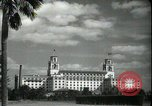 Image of The Breakers Hotel Palm Beach Florida USA, 1936, second 16 stock footage video 65675031914