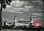 Image of The Breakers Hotel Palm Beach Florida USA, 1936, second 17 stock footage video 65675031914