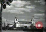 Image of The Breakers Hotel Palm Beach Florida USA, 1936, second 20 stock footage video 65675031914
