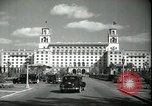 Image of The Breakers Hotel Palm Beach Florida USA, 1936, second 26 stock footage video 65675031914