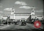 Image of The Breakers Hotel Palm Beach Florida USA, 1936, second 27 stock footage video 65675031914