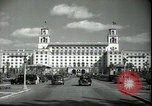 Image of The Breakers Hotel Palm Beach Florida USA, 1936, second 28 stock footage video 65675031914