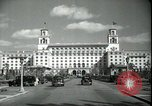 Image of The Breakers Hotel Palm Beach Florida USA, 1936, second 29 stock footage video 65675031914