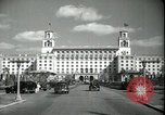 Image of The Breakers Hotel Palm Beach Florida USA, 1936, second 30 stock footage video 65675031914