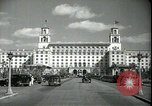 Image of The Breakers Hotel Palm Beach Florida USA, 1936, second 31 stock footage video 65675031914