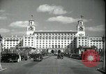 Image of The Breakers Hotel Palm Beach Florida USA, 1936, second 32 stock footage video 65675031914