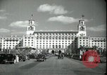 Image of The Breakers Hotel Palm Beach Florida USA, 1936, second 33 stock footage video 65675031914