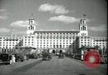 Image of The Breakers Hotel Palm Beach Florida USA, 1936, second 34 stock footage video 65675031914