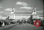 Image of The Breakers Hotel Palm Beach Florida USA, 1936, second 35 stock footage video 65675031914