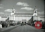 Image of The Breakers Hotel Palm Beach Florida USA, 1936, second 36 stock footage video 65675031914