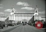 Image of The Breakers Hotel Palm Beach Florida USA, 1936, second 38 stock footage video 65675031914