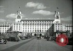 Image of The Breakers Hotel Palm Beach Florida USA, 1936, second 40 stock footage video 65675031914