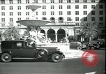 Image of The Breakers Hotel Palm Beach Florida USA, 1936, second 58 stock footage video 65675031914