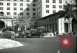Image of The Breakers Hotel Palm Beach Florida USA, 1936, second 60 stock footage video 65675031914