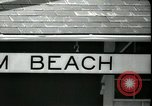 Image of tourists West Palm Beach Florida USA, 1936, second 18 stock footage video 65675031916
