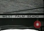 Image of tourists West Palm Beach Florida USA, 1936, second 23 stock footage video 65675031916