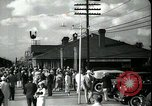 Image of tourists West Palm Beach Florida USA, 1936, second 39 stock footage video 65675031916
