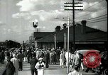 Image of tourists West Palm Beach Florida USA, 1936, second 40 stock footage video 65675031916