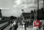 Image of tourists West Palm Beach Florida USA, 1936, second 42 stock footage video 65675031916