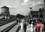 Image of tourists West Palm Beach Florida USA, 1936, second 45 stock footage video 65675031916