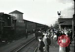 Image of tourists West Palm Beach Florida USA, 1936, second 55 stock footage video 65675031916