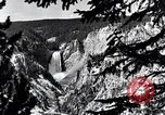 Image of Yellowstone National Park United States USA, 1940, second 14 stock footage video 65675031925
