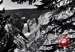 Image of Yellowstone National Park United States USA, 1940, second 15 stock footage video 65675031925