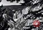 Image of Yellowstone National Park United States USA, 1940, second 16 stock footage video 65675031925