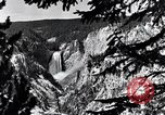 Image of Yellowstone National Park United States USA, 1940, second 19 stock footage video 65675031925